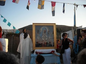 Madonna della Civita. Festa