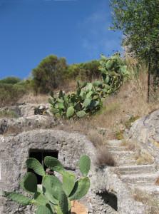 Casa grotta a Ponza