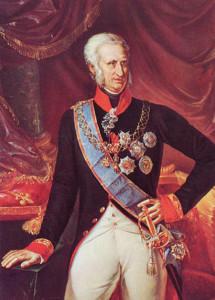Ferdinando I  re delle due Sicilie
