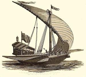 Galea del XV secolo