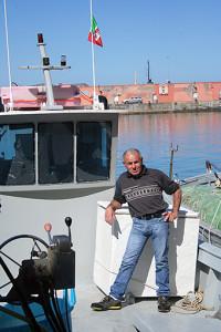 Gennaro e la sua barca