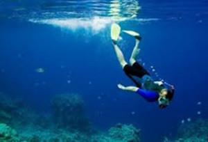 immersione in apnea