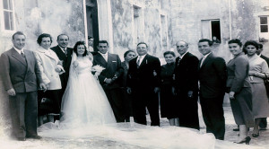 3. Elia Sandolo e Nicola Cavagnuolo sposi