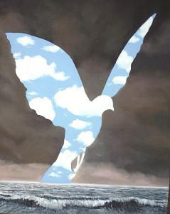 Magritte. La grande famille. 1963