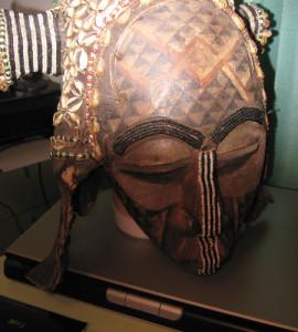 Maschera africana.2