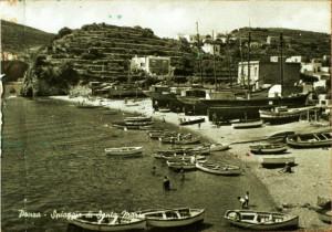 Santa Maria. La località di Ponza dove abitarono i Muratore