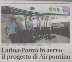 Foto da 'Il Messaggero' del 19.06.2013