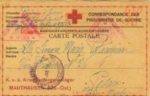 Cartolina Croce Rossa