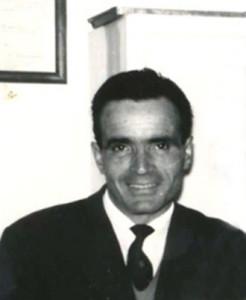 Filippo Muratore da giovane