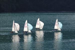 Four sails