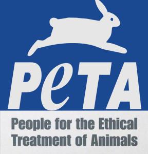 Il logo del PETA