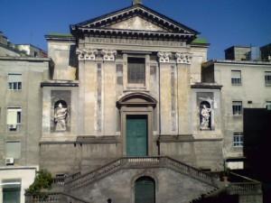 Napoli. Chiesa Ospedale 'dei Pellegrini'
