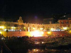 Ponza. Evento Lights  & Sounds. 21.06.2013.1