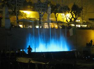 Ponza. Evento Lights  & Sounds. 21.06.2013.2
