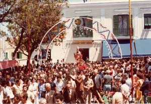 Processione di S. Silverio. Originale