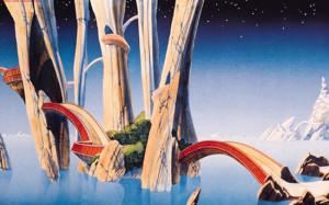 Roger Dean. Paintings.3