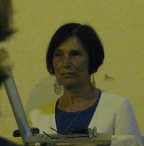 Tina Mazzella alla serata