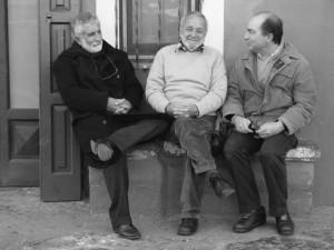 Elio Altomare, Ernesto Prudente, Oreste Romagnolo