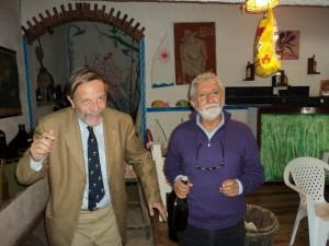 Il Barone Giuseppe Tricoli e il Comandante Elio Altomare