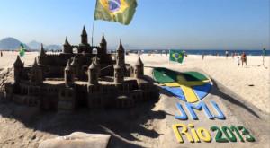 Festeggiamenti per il Papa in Brasile