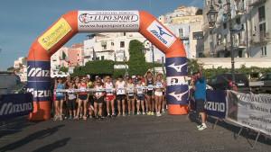 Giro podistico Ponza1