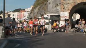 Giro podistico Ponza2