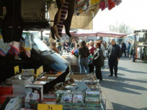 Il mercato settimanale