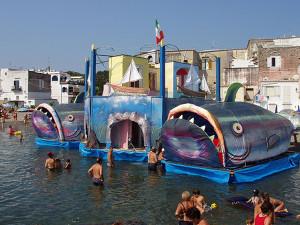Ischia. Festa di S. Anna 2006