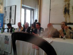 La presentazione alla stampa di Ponza Estate 2013