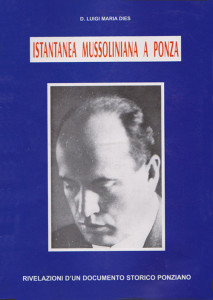 Mussolini a Ponza. Libro