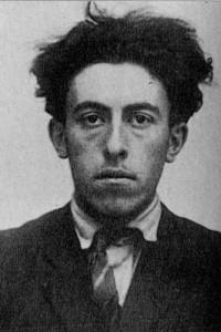 Pietro Secchia negli anni '30