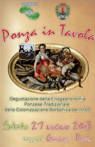 Ponza in Tavola