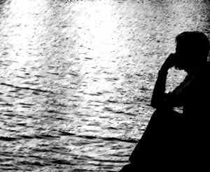 Refletindo Poesia sobre saudade