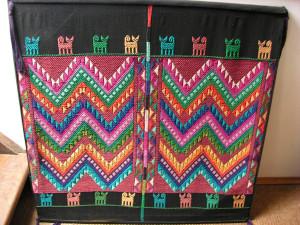 Tessiture tradizionali guatemalteche.1