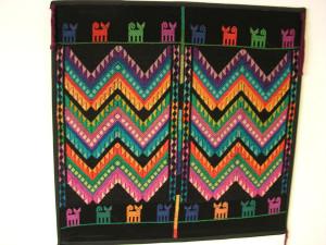 Tessiture tradizionali guatemalteche.2