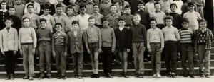avviamento anno scolastcio 1962-1963 particolare