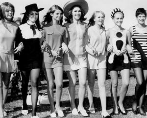 i mitici anni sessanta