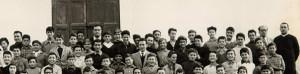 scuola avviamento anno scolastico 1962-1963 particolare