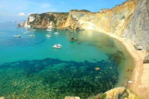 4. La spiaggia qualche anno fa prima della rimozione dello chalet