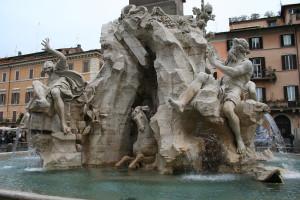 Bernini fontana dei 4 Fiumi.OK