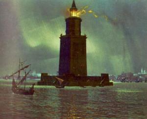 Faro di Alessandria copia