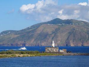 Faro di Lingua. Salina.2