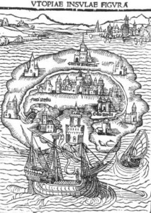 Isola di Utopia di Tommaso Moro