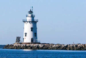 Saybrook Breakwater Light