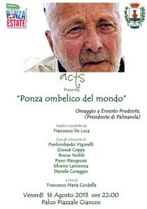 Omaggio a Ernesto Prudente
