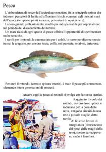 Pannello 6. Pesca I
