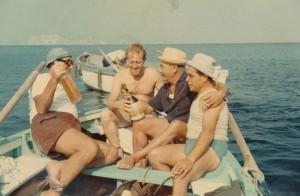 Uomini in barca. OK