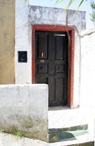 portone casa dove abitava Mariettine