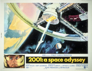 2001. A space odyssey