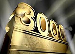 3000 un nuovo traguardo